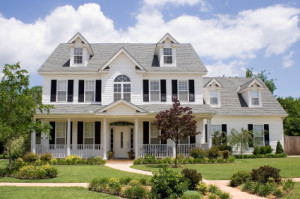 Home for mortgage notes